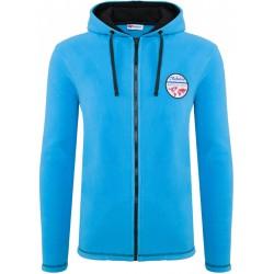 Bluza polarowa NEBULUS FRISO Blue - P2081