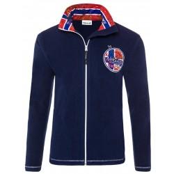 Bluza polarowa NEBULUS GOTLAND Navy - Q2036