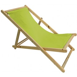 Krzesło leżak składane STRAND Linder Exclusiv MC3451 - lila