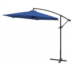 Parasol ogrodowy 300 cm na wysięgniku Linder Exclusive - MC2004 Blue