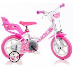 Rowerek dziecięcy 12 cali Dino Bikes - 124RLN