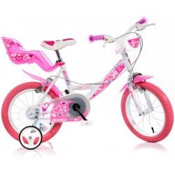Rowerek dziecięcy 16 cali Dino Bikes - 164RN