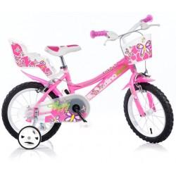 Rowerek dziecięcy 16 cali Dino Bikes - 166R