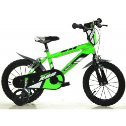 Rowerek dziecięcy 16 cali Dino Bikes - 416UZ