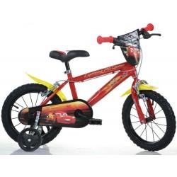 Rowerek dziecięcy 16 cali Dino Bikes Auta 3 - 416UCS3
