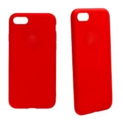 Euti ULTRA SLIM iPhone 6/6S MIĘKKIE DOPASOWANE -RED