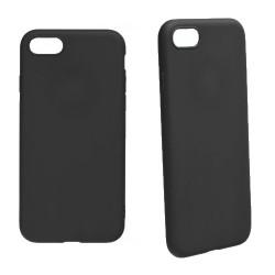 Euti ULTRA SLIM iPhone 6/6S MIĘKKIE DOPASOWANE -Black