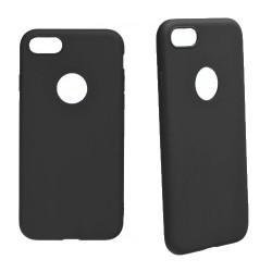 Euti ULTRA SLIM iPhone 8 MIĘKKIE DOPASOWANE - Black