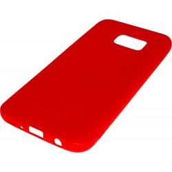Euti ULTRA SLIM Samsung S7 X MIĘKKIE DOPASOWANE - Red