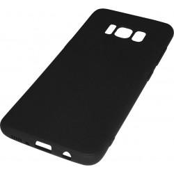 Euti ULTRA SLIM Samsung S8 X MIĘKKIE DOPASOWANE - Black