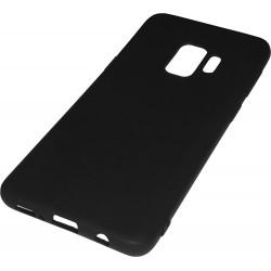 Euti ULTRA SLIM Samsung S9 MIĘKKIE DOPASOWANE - Black