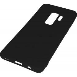 Euti ULTRA SLIM Samsung S9+ MIĘKKIE DOPASOWANE - Black
