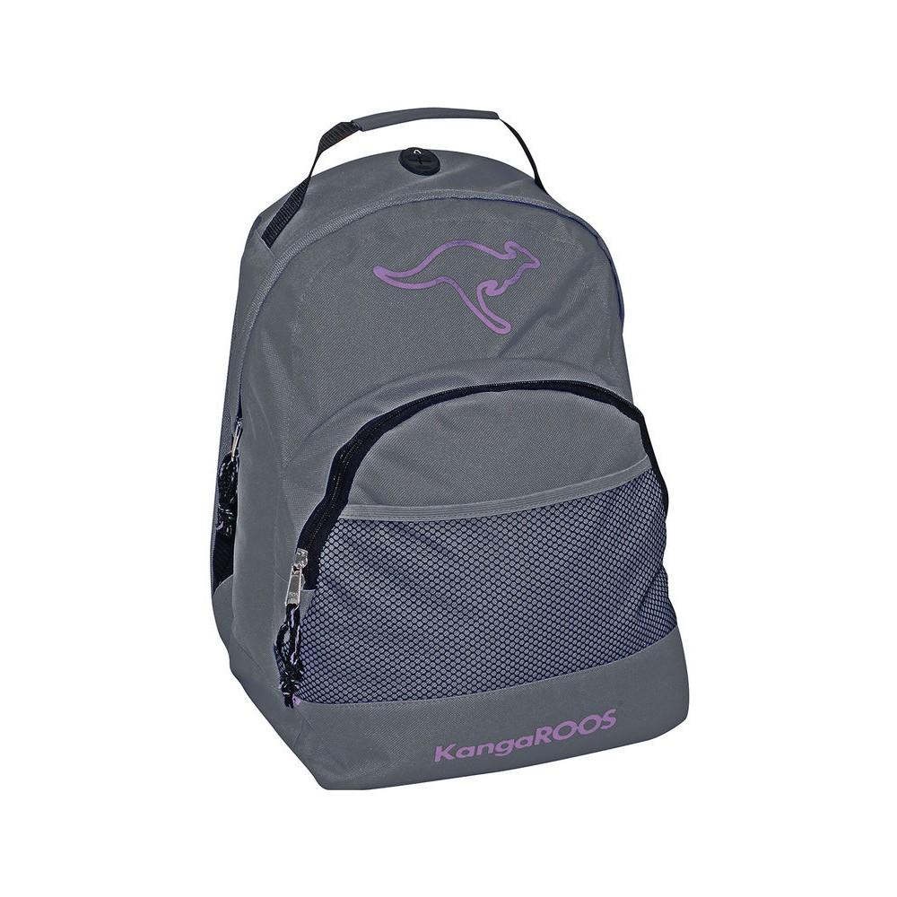 5cd05443e08d1 Plecak 15L KangaROOS - Dark Grey - Trampolinowo.pl