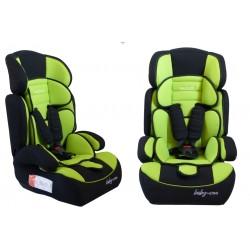 Fotelik samochodowy Baby Coo PRINCE 9-36 kg Green