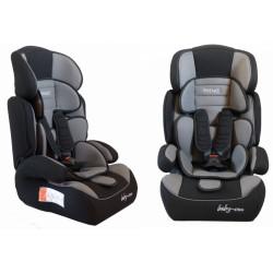 Fotelik samochodowy Baby Coo PRINCE 9-36 kg Grey
