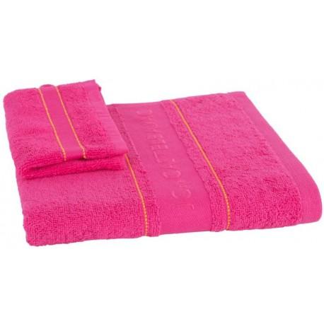 Zestaw ręczników 100x50 cm 16x21 cm JC de Castelbajac - PINK